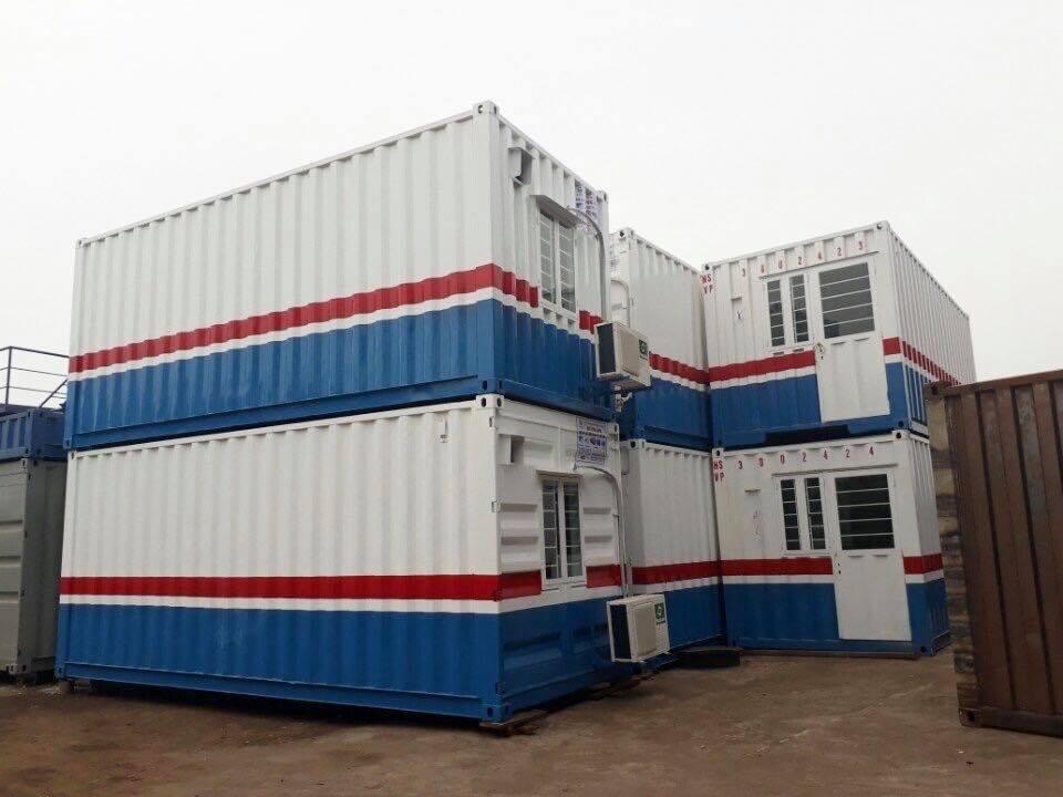 Tìm thuê container văn phòng 20 feet tại Hải Phòng - Ảnh 1