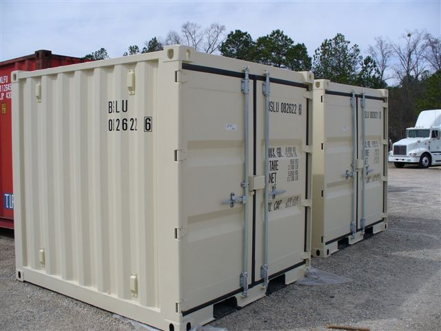 Container 10 feet kho