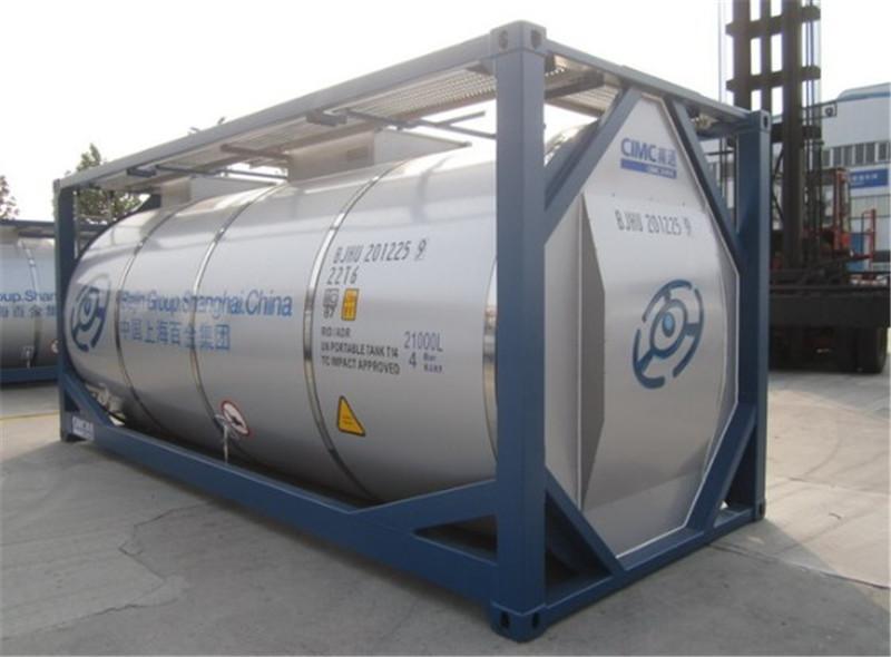 Container 20 feet chứa được bao nhiêu tấn hàng? - Ảnh 10