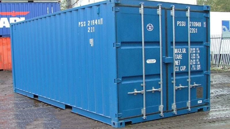 Giá container 20'