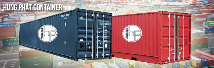 Bán container chất lượng cao